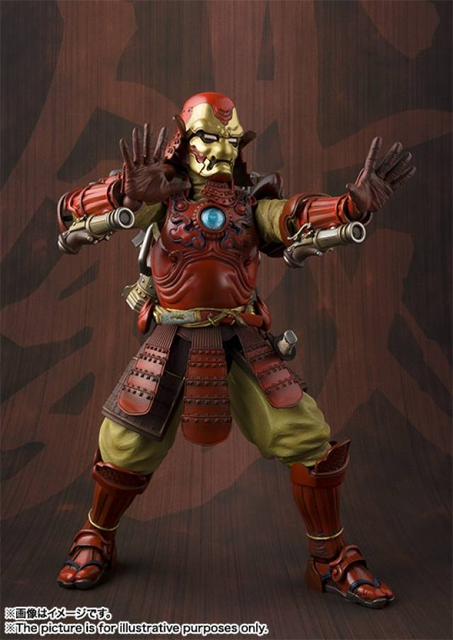 Meisho Manga Realization - Samurai Iron Man