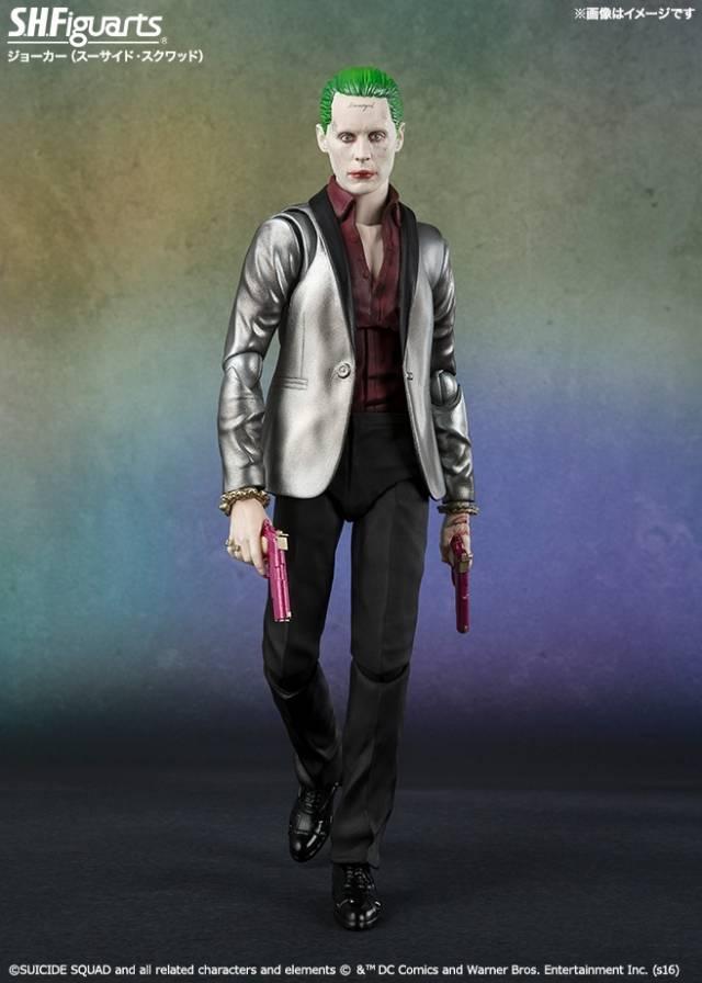 S.H. Figuarts - Suicide Squad - The Joker
