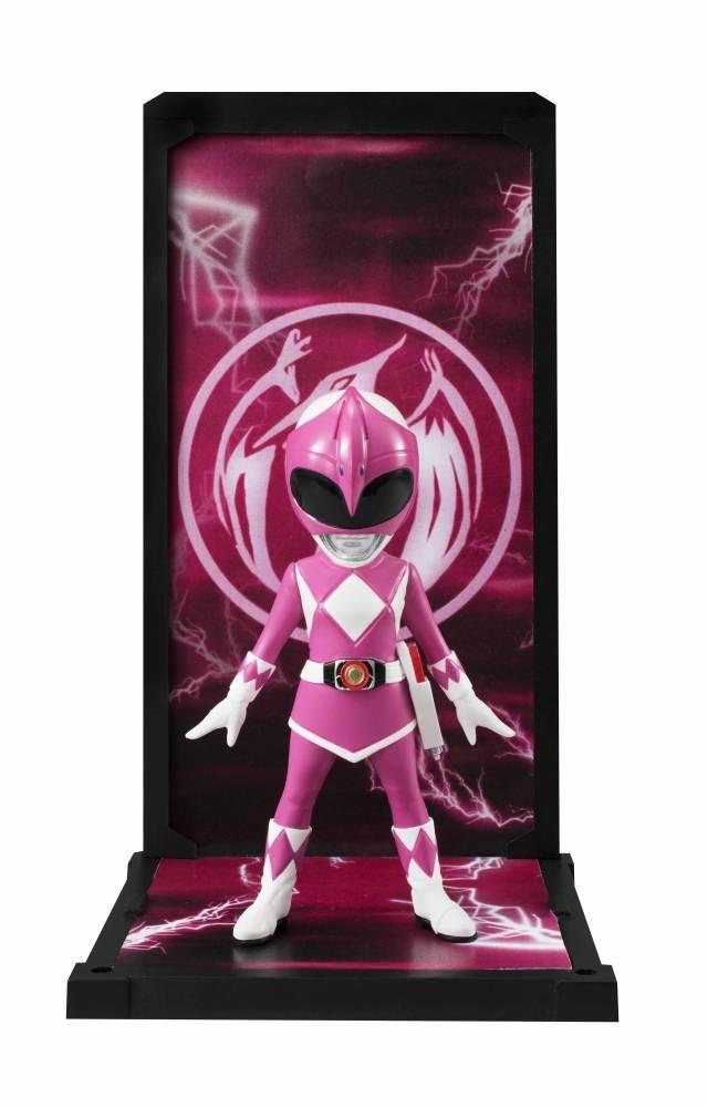 Bandai Tamashii Buddies - MMPR - Pink Ranger