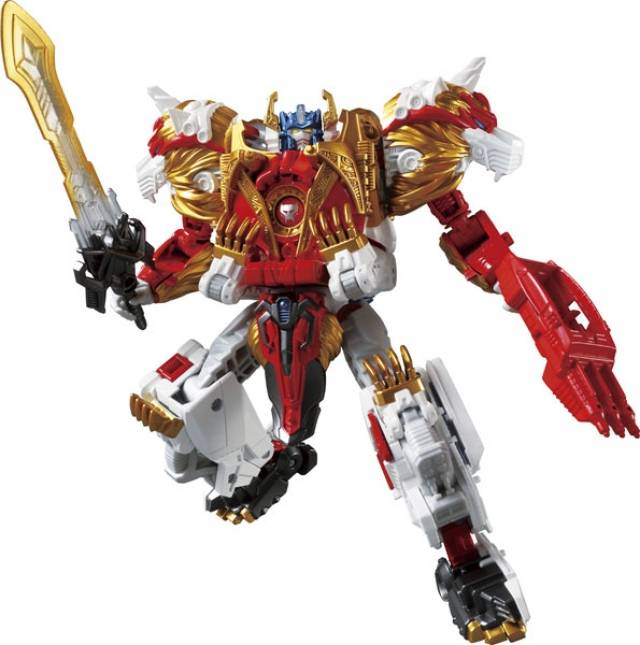 Transformers Legends Series - LG41 Leo Prime / Lio Convoy