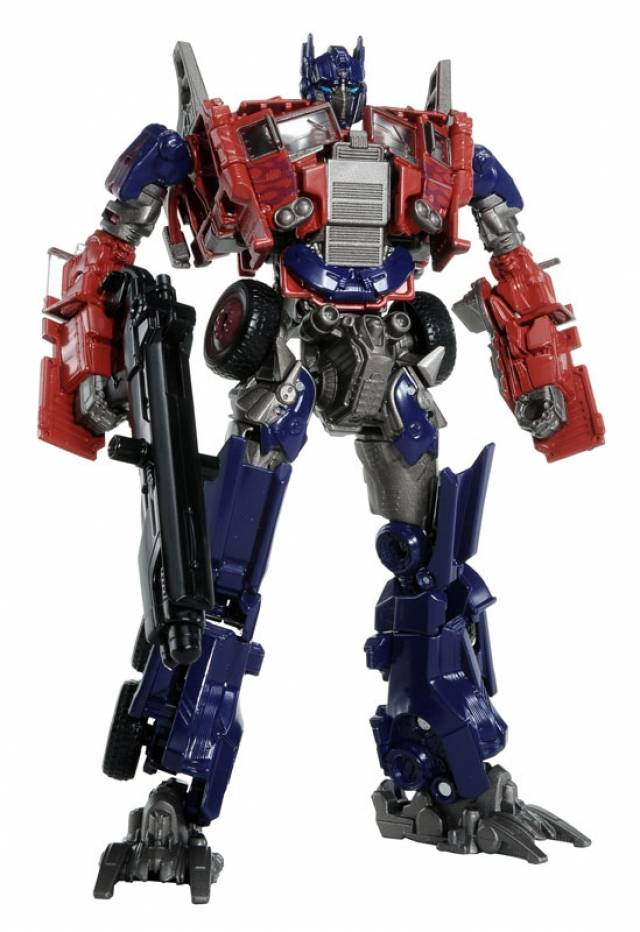 Transformers Movie 10th Anniversary MB-01 - Classic Optimus Prime
