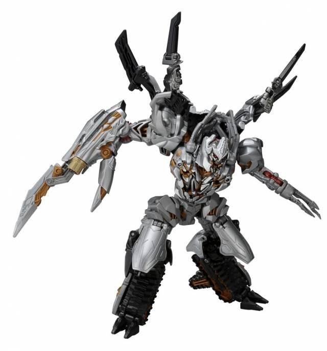 Transformers Movie 10th Anniversary MB-03 - Megatron