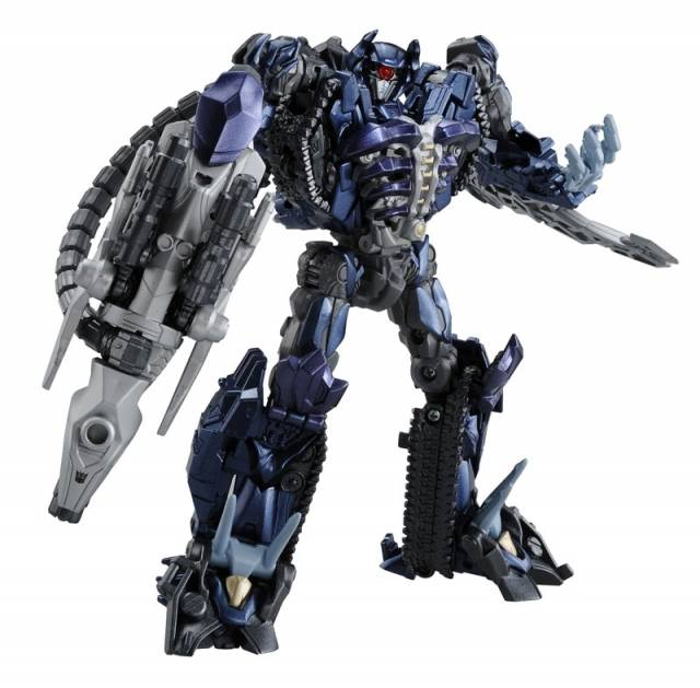 Transformers Movie 10th Anniversary MB-04 - Shockwave