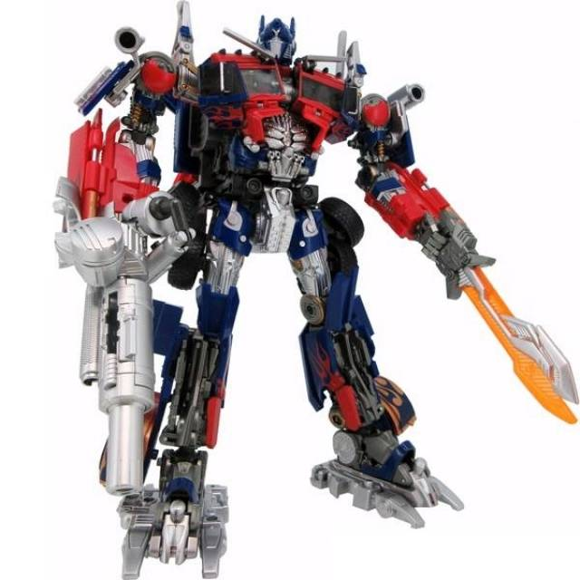 Transformers Movie 10th Anniversary  MB-11 Optimus Prime