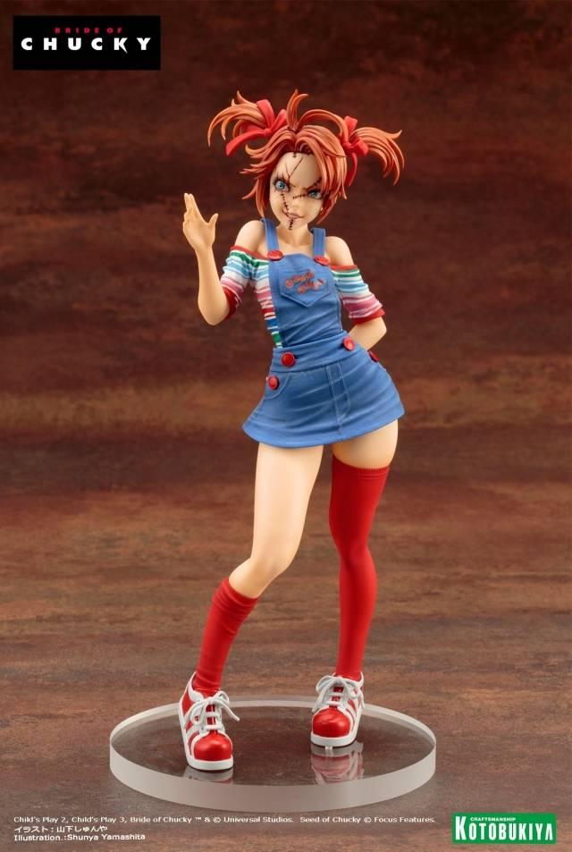 Kotobukiya - Child's Play - Miss Chucky  Bishoujo Statue