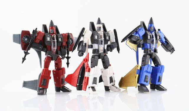 DX9 Toys - War in Pocket - X30 X31 X32 - Conehead Set of 3