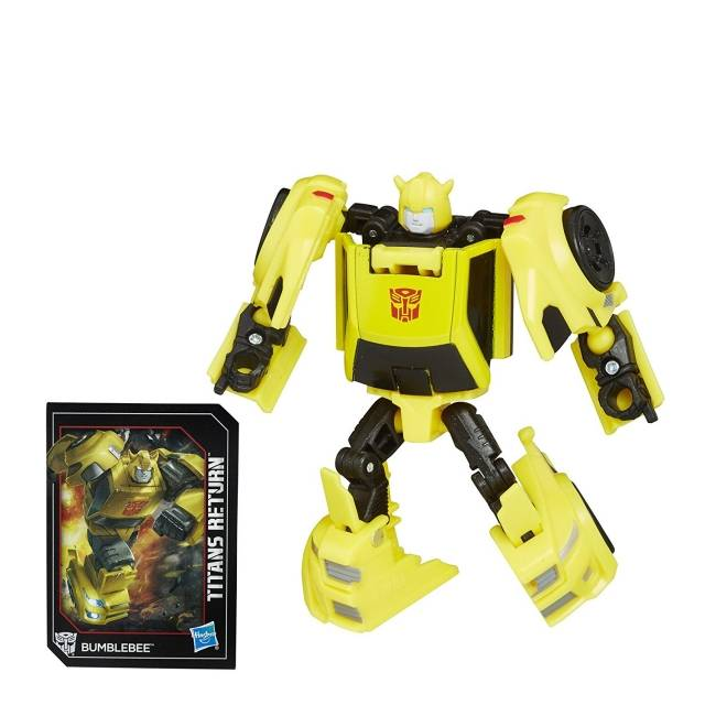 Titans Return 2016 - Legends Class Series 3 - Bumblebee