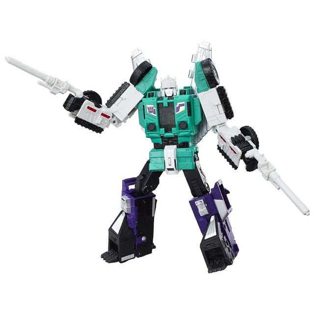 Titans Return 2016 - Leader Class Six Shot - MISB