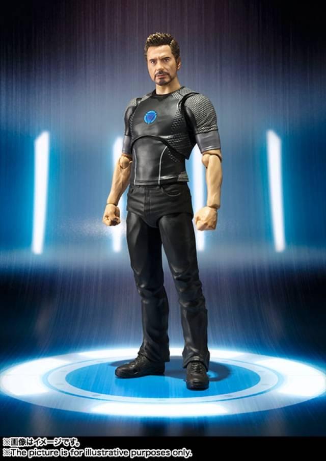 S.H. Figuarts - Iron Man 3 - Tony Stark