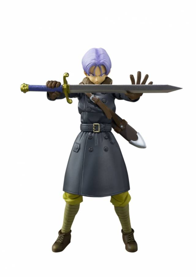 S.H. Figuarts - Dragon Ball - XenoVerse Edition - Trunks