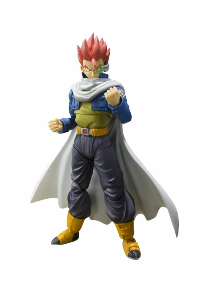 S.H. Figuarts - Dragon Ball - XenoVerse Edition - TP (Time Patroler)