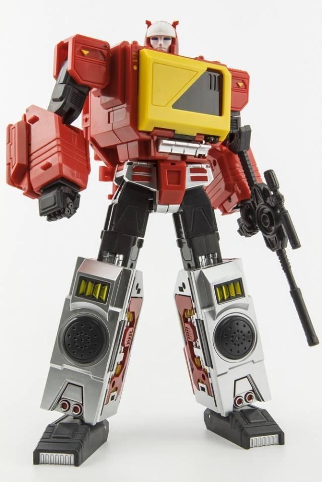 KFC - EAVI METAL Phase Four: A - Transistor & HiFi - Pure Red Version - MIB