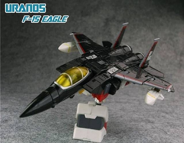 TFC Toys - Project Uranos - F-15 Eagle - MISB