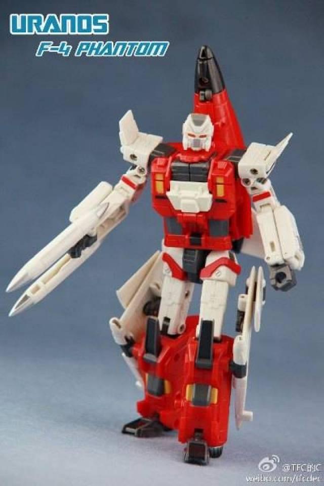 TFC Toys - Project Uranos - F4 Phantom - MIB