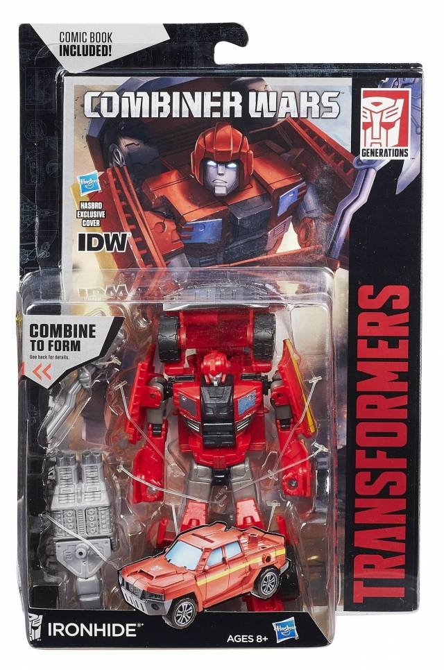 Generations - Combiner Wars - Ironhide - MOSC