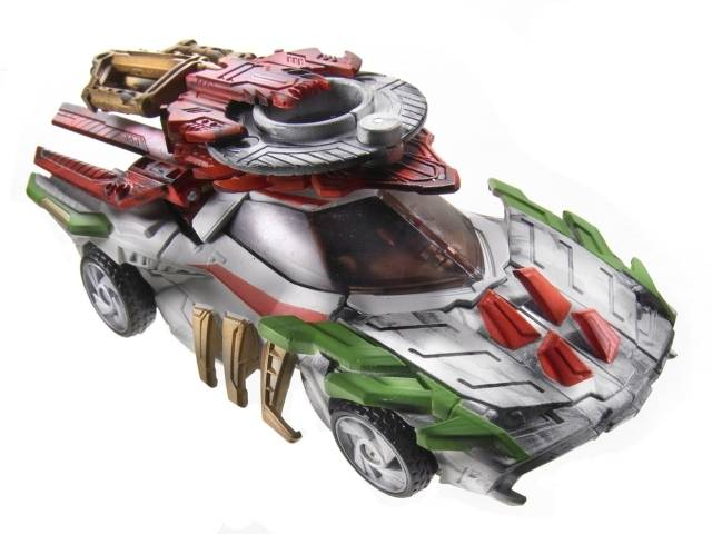 Beast Hunters - Transformers Prime  - Wheeljack - MOC