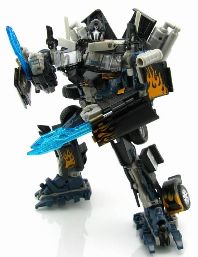 TF: Revenge of the Fallen Black Optimus Prime