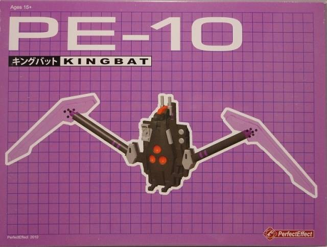 PE-10 Perfect Effect - Kingbat - MIB