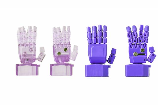 KFC - KP-16 -Posable Hands for MP-29 Shockwave