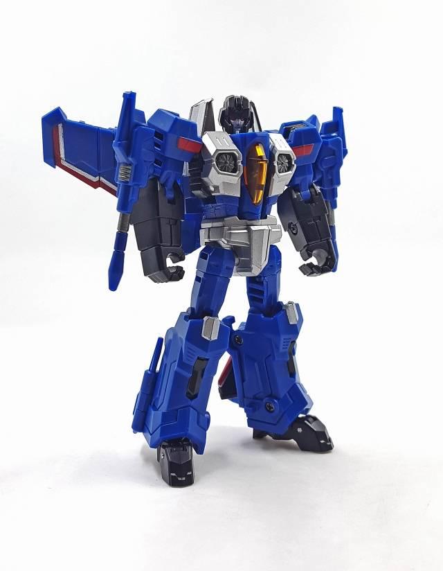 Iron Factory - IF-EX20B - Wing of Tyrant - Blue Version - MIB