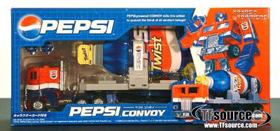 Reissue Pepsi Prime