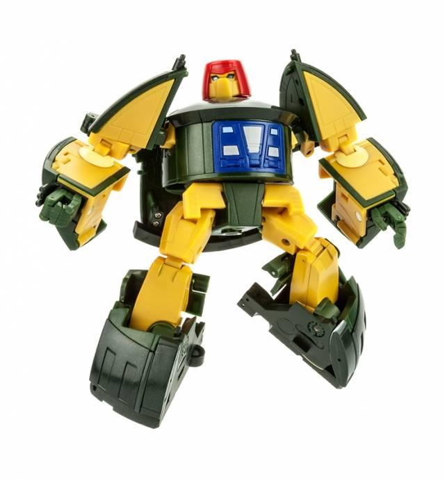 X-Transbots MM-IX Klaatu