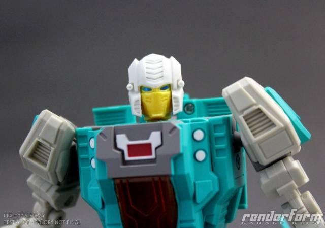 Renderform RFX-007 Stormy head