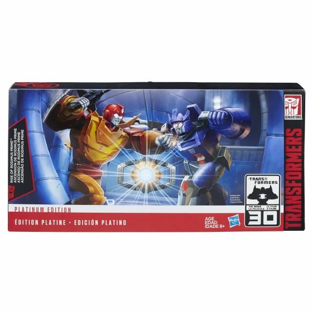 Platinum Edition - Rise of Rodimus Prime - Set of 2 Figures