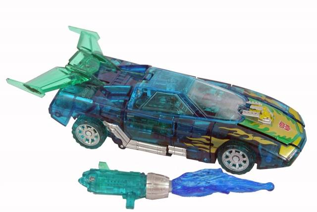 Transformers United Autobot Hot Rod - Loose 100% Complete