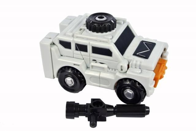 iGear - MW-08 Mini Warrior - Bushwhacker - Loose 100% Complete