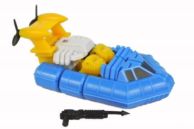 iGear - MW-01 Mini Warrior - Spray - Loose 100% Complete
