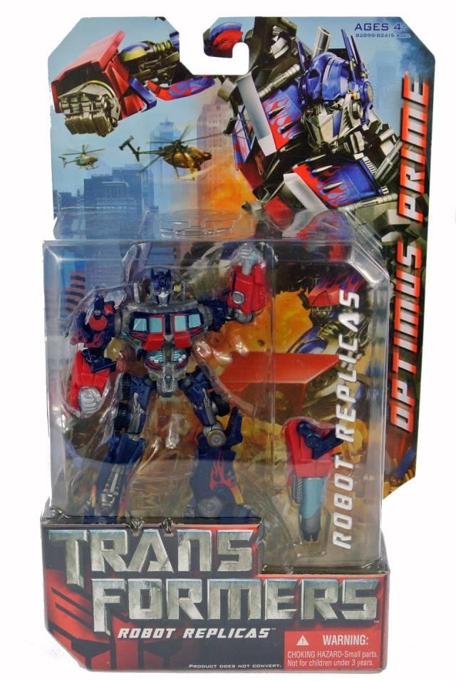 TFTM - Robot Replicas - Optimus Prime - MOSC