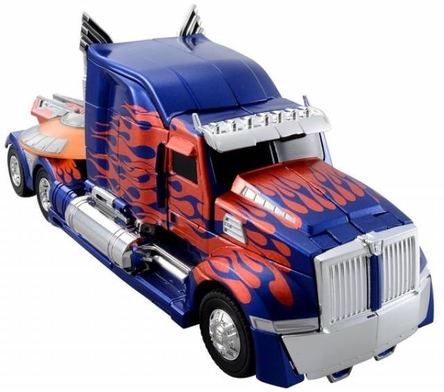 Transformers Lost Age - AD31 - Ultimate Power Mode Optimus Prime - Loose 100% Complete