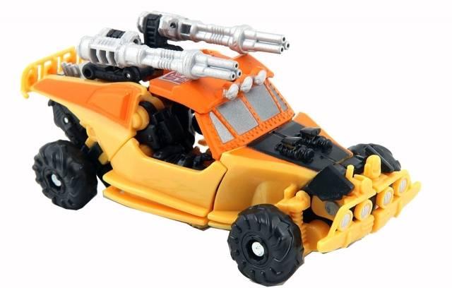Transformers 2012 - GDO Sandstorm - Loose 100% Complete