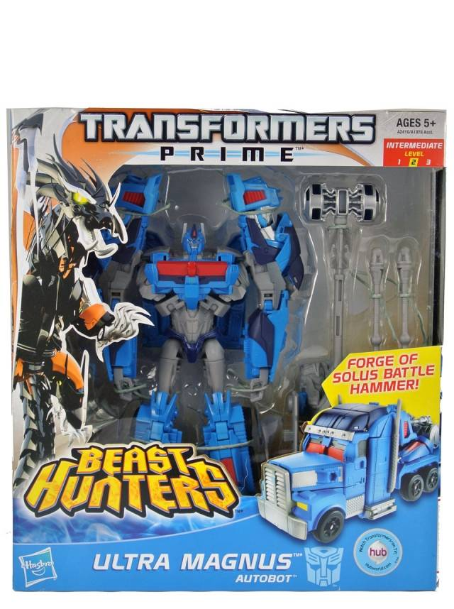 Transformers Prime - Beast Hunters - Ultra Magnus - MISB