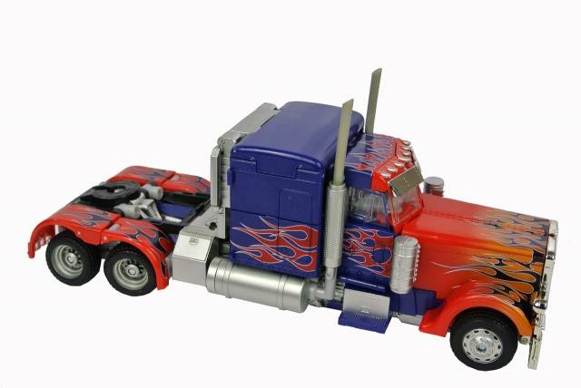 RA-24 Revenge of the Fallen Buster Optimus Prime - Loose 100% Complete