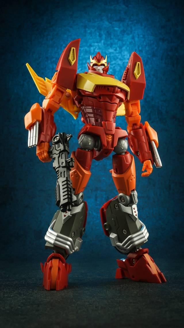 SXS-R04 - R-04 - Hot Flame