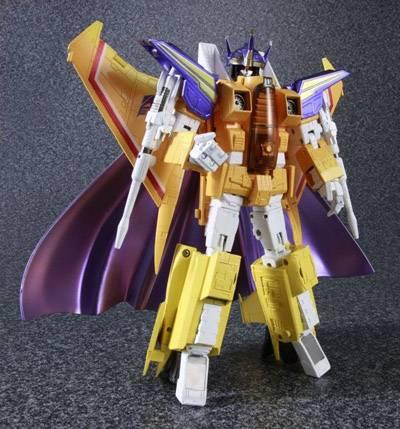 MP-11S - Masterpiece Sunstorm - MISB