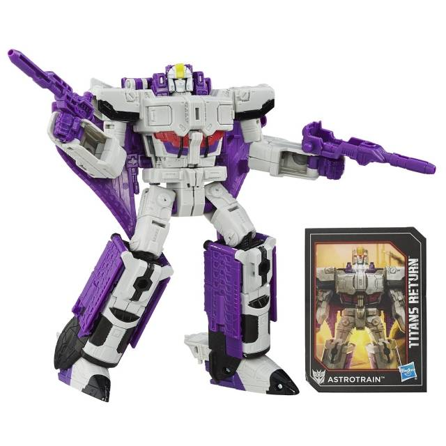 Titans Return 2016 - Voyager Class Series 2 - Astrotrain