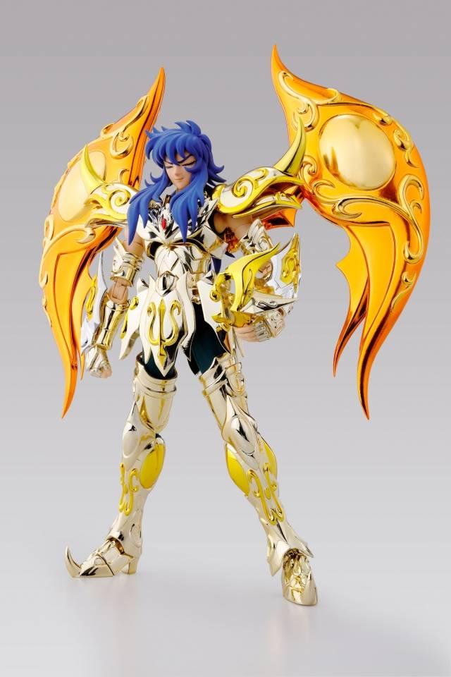 Saint Seiya - Soul of Gold - Scorpio Milo God Cloth