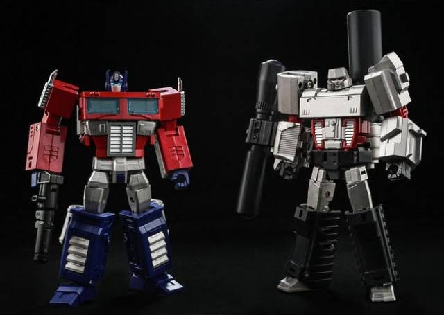 Generation Toy - GT-05 - Leaders Set