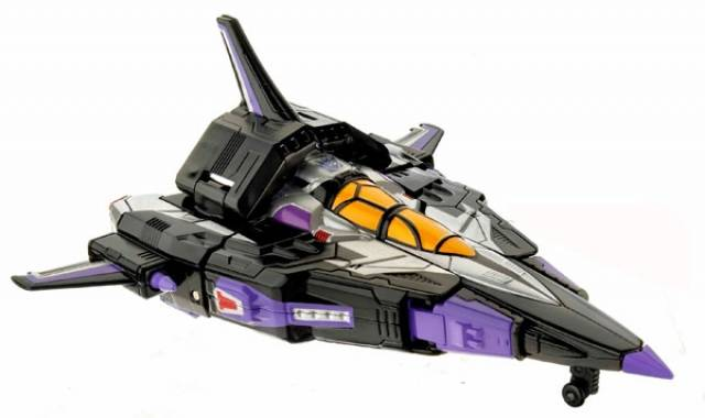 Transformers Titanium 2007 SDCC Exculsive Skywarp NEW MIB