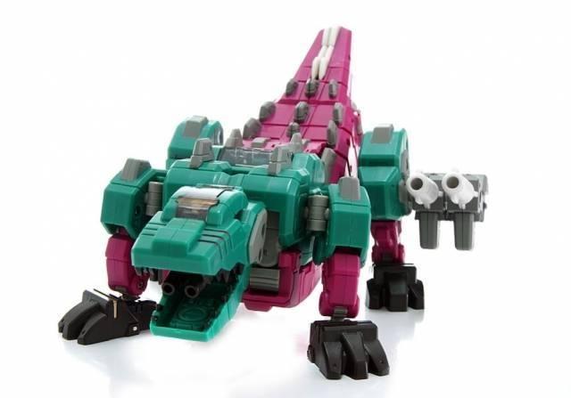 ToyWorld - H-03 Swamper - Loose 100% Complete