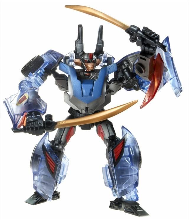 Transformers Prime - Dark Energon Wheeljack - MOC