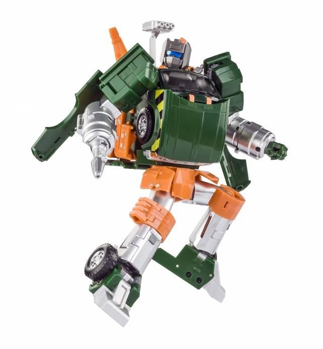 Perfect Transformers X-Transbots Mx-Ix Paean Hoist Misb Action Figure In Stock