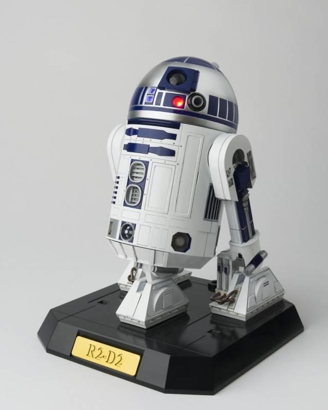Star Wars - A New Hope - Chogokin x 12 Perfect Model - R2-D2