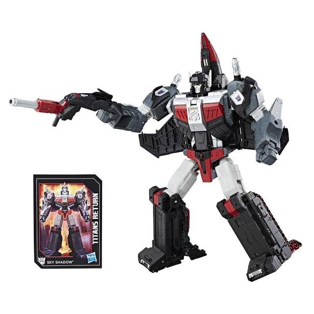 Titans Return 2016 - Leader Class Wave 4 - Sky Shadow