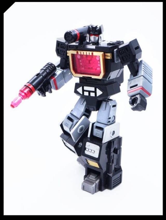 New Transformers Soundblaster Ratbat MFT HS05 Hot Soldiers Actions Figures Toys