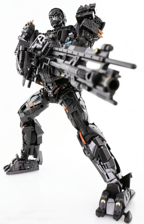 Unique Toys - UT - R-01 - Peru Kill