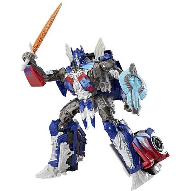 Transformers The Last Knight - Voyager Class - W1 - Optimus Prime